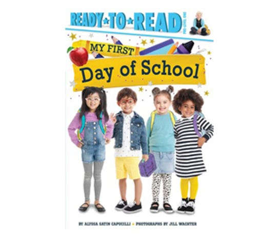Ready to Read: My First Day of School