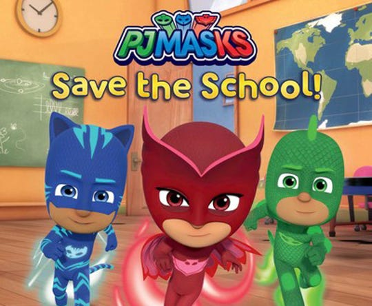 PJ Masks Saves the School!