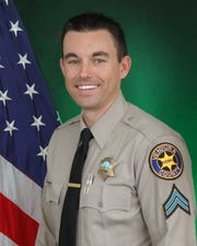 Ventura County Sheriff's Detective Nick Odenath helped bust a statewide sex trafficking ring.