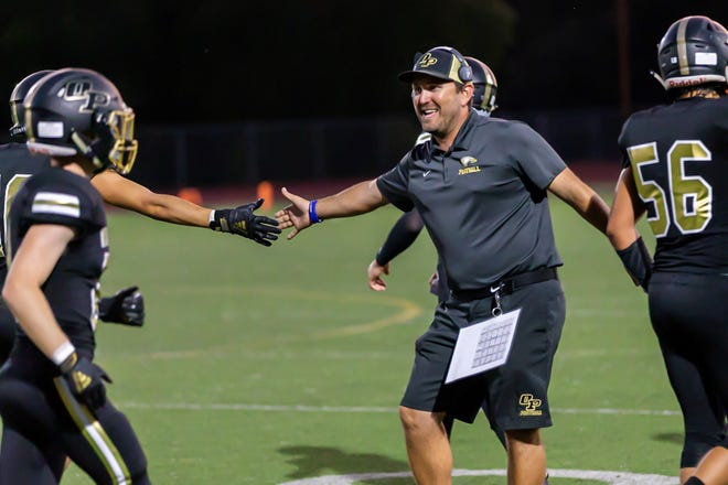 Head coach Casey Webb is excited his Oak Park High football program will return to campus for workouts beginning on Sept. 21.