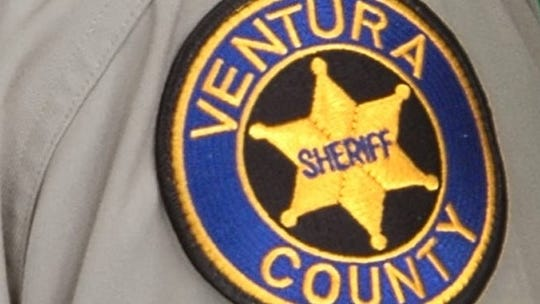 Ventura County sheriff's patch