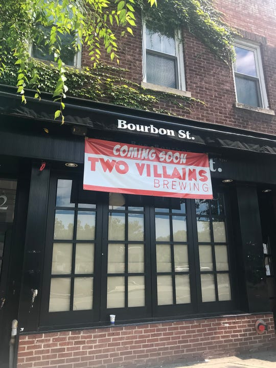 Opening this fall in Nyack: Two Villians Brewing.