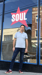 Allen Wallace, a longtime home brewer, is opening Soul Brewing in Pleasantville in October.