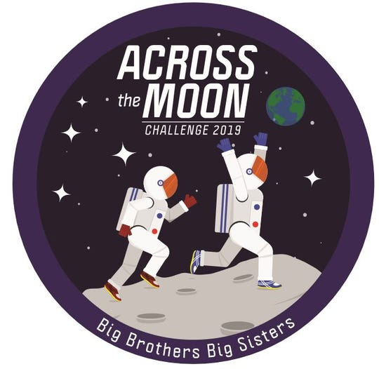 Big Brothers Big  Sisters to hold a fundraiser, Across the Moon Challenge 2019, on Oct. 26 at Sikes Lake.
