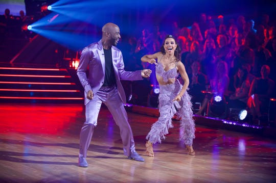 Karamo and Jenna Johnson