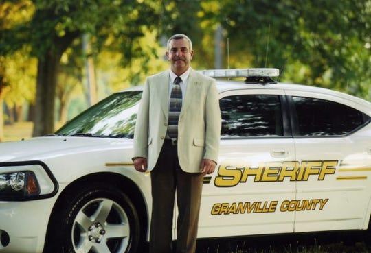 Granville County Sheriff Brindell B. Wilkins, Jr.