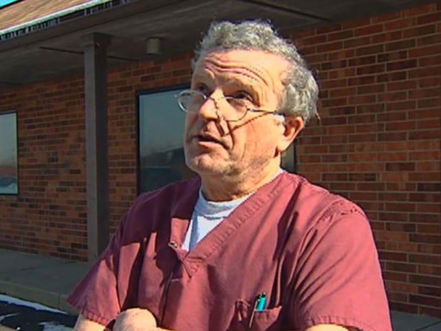 Abortionist Ulrich Klopfer kept thousands of dead babies but inspires little curiosity