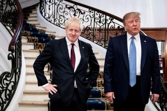 Donald Trump vs. Boris Johnson: America could get off easy compared with Britain