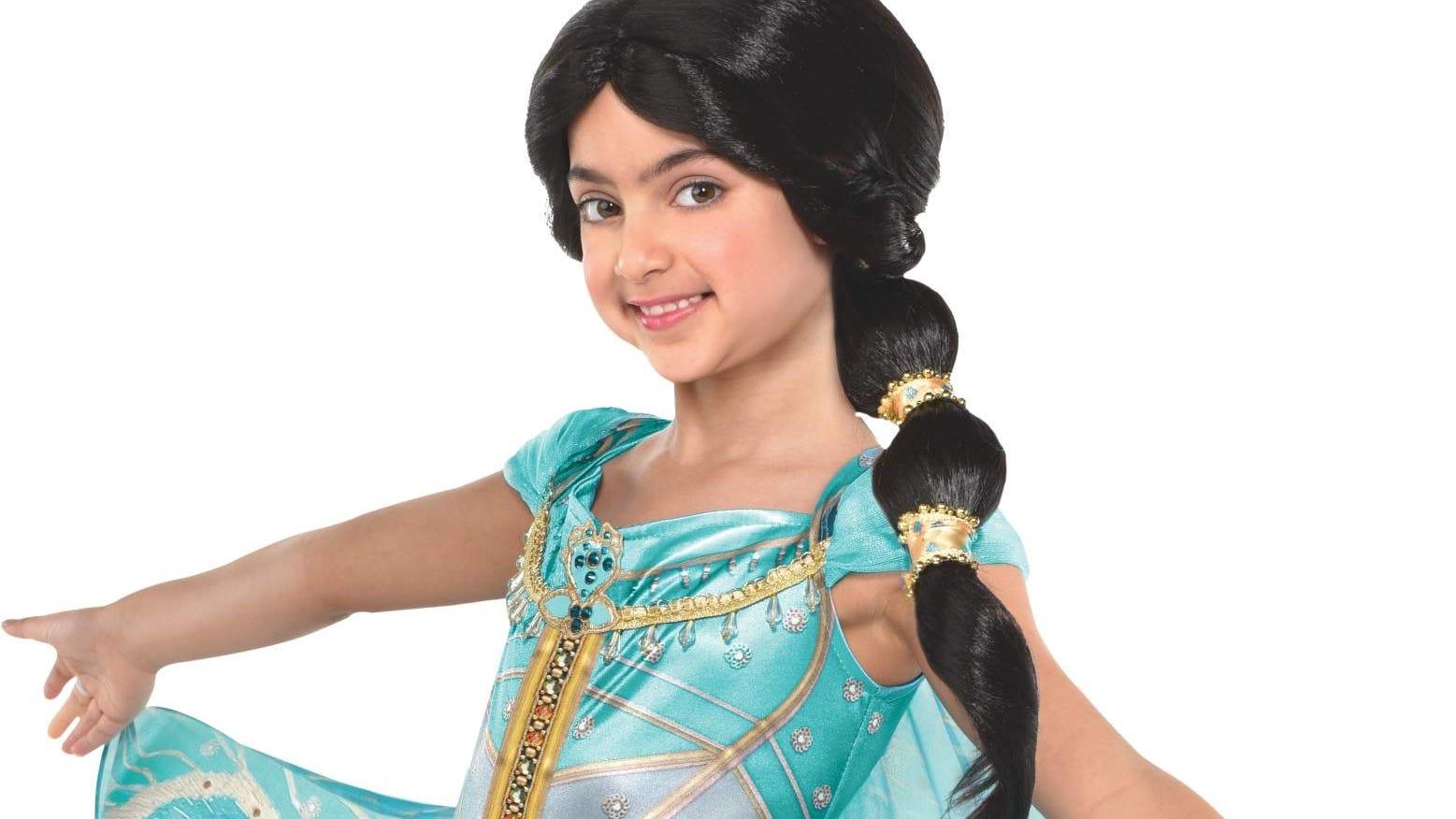 princess jasmine hairstyle 2019