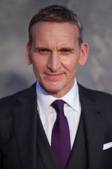 'Doctor Who' alum Christopher Eccleston says he battled anorexia while starring on the show