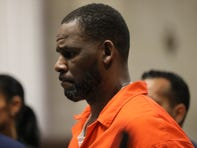 R. Kelly's 'friend' who posted his $100K bond wants her money back; judge says no