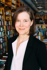 Author Ann Patchett.