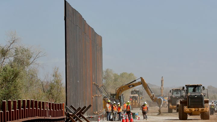 Trump wall raids 127 military construction projects, mocks the Constitution