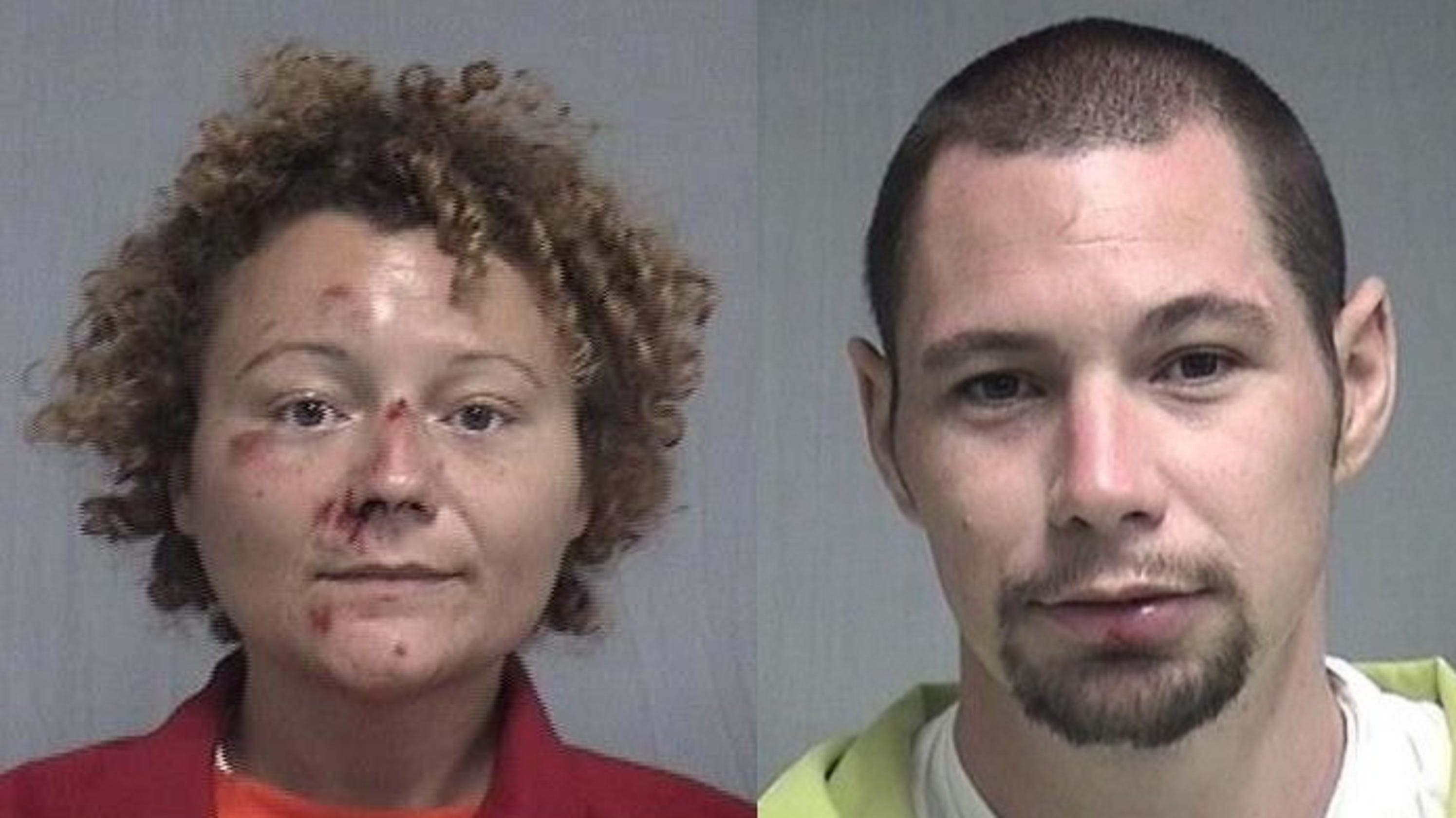 A Florida couple was arrested on DUI charges. Then they had sex in the back of a police car