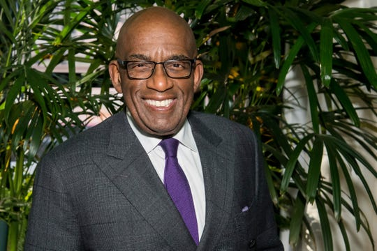 "Al Roker attends ""A Toast to Kathie Lee"" the Kathie Lee Gifford farewell party at The Times Square Edition on Tuesday, March 26, 2019, in New York."