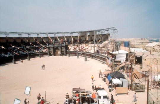 """Many of the colosseum scenes in 2004's """"Gladiator"""" were filmed in Malta."""