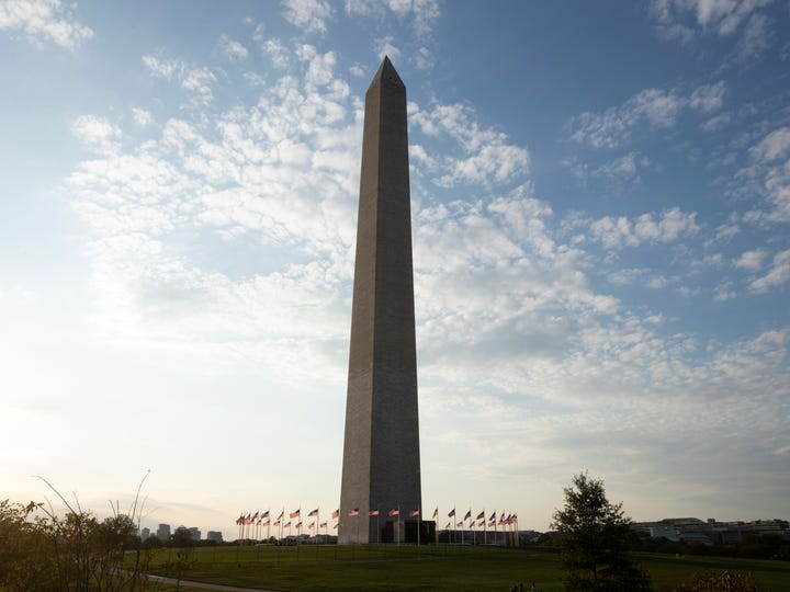 The Washington Monument reopens Thursday after a three-year renovation to its elevator system and the construction of a new security-screening facility.