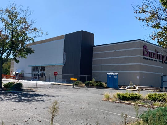 Burlington will open a store on Oct. 4 in a former Toys R Us store in Toms River.