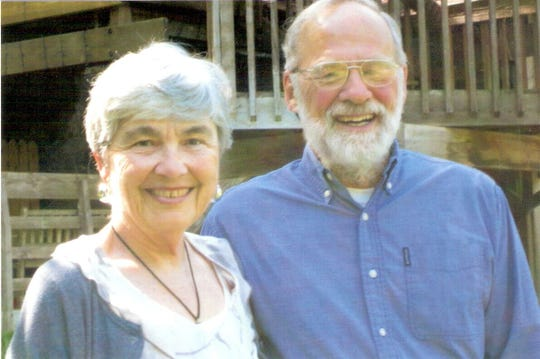 Aurelia and Payson Kennedy co-founded the Nantahala Outdoor Center with friend Horace Holden in 1972. Aurelia Kennedy died at age 84 on Sept. 14.