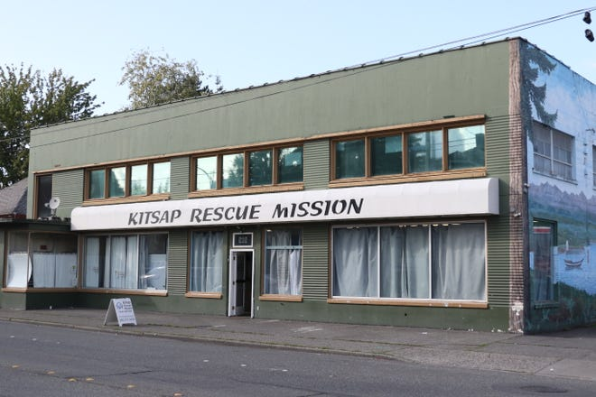 Kitsap Rescue Mission, the county's only year-round, overnight homeless shelter, is set to lose its permit next month. The shelter will have to find another space by Oct. 13.