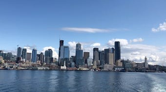 The Beat Blast takes a trip to Seattle and explores the new routes around Colman Dock.