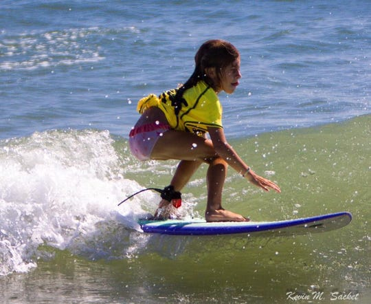 Surfers of all ages compete for cash and prizes in the annual Salty Sweet Surf Contest, coming Oct. 5 at the end of Minutemen Causeway in Cocoa Beach.