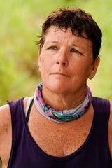 Janet Carbin on  'Survivor: Island of Idols.'