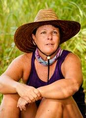 Janet Carbin on 'Survivor: Island of Idols.'