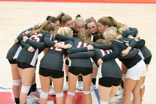 Westfall High School volleyball went 8-14 overall last season. This year, on the other hand, they are 18-3 and Scioto Valley Conference champions.