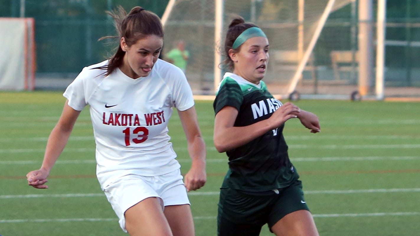 Lakota West wins battle of unbeatens in GMC girls soccer over Mason
