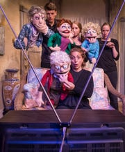 "In real life, only one of ""The Golden Girls"" is left – 97-year-old Betty White. But in the wonderful world of puppets, all four are still around and sassing it up the way they did so many years ago. ""That Golden Girls Show! – a puppet parody,"" plays the Aronoff Center Oct. 19-20."