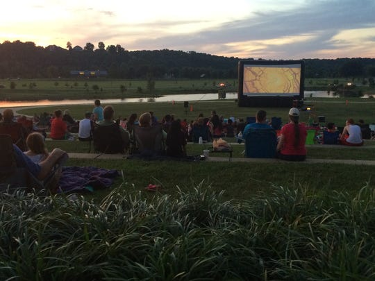 Liberty Park will host free movie as a part of Clarksville's Movies in the Park series.