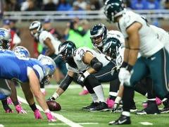 Detroit Lions vs. Philadelphia Eagles: Live blog at 1 p.m.