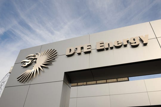 DTE Energy's headquarters in Detroit