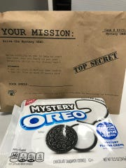 What is the Mystery Oreo flavor? We don't know.