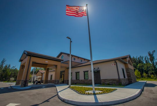 The grand opening of the new building at Coral Ridge Cemetery will be held Sept. 26.