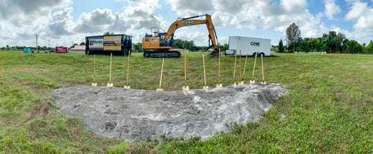 New Fairfield Inn by Marriott is ready to break ground behind the Outback Steakhouse off Pine Island Road/Del Prado. Old Pondella Road gives access to construction site. Also, the new Nissan dealership on Pine Island Road, across the street from the Chrysler dealership, is making progress.