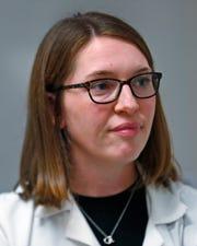 Pediatric neurologist Dr. Kelly Kremer.