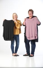 Mindy Ford, left, and Laura Musall launched Cool Revolution earlier this year.
