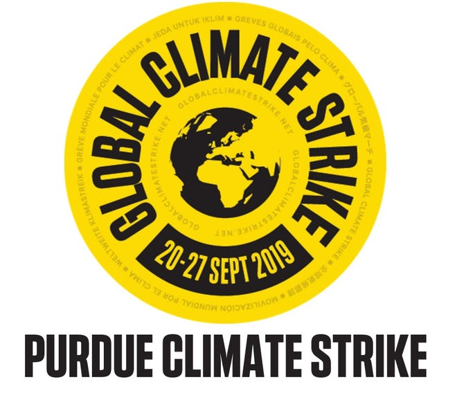 Purdue Climate Strike