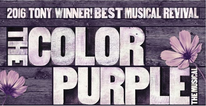 The Color Purple Broadway revival is coming to Lafayette in November.
