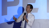 Presidential candidate Pete Buttigieg touched on topics from healthcare to gun control in his visit to Louisville on Tuesday.