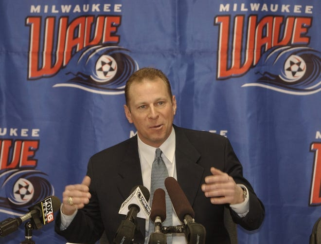 Art Kramer, a former Milwaukee Wave assistant coach and player and a Wisconsin Soccer Hall of Fame member, is accused of child abuse. Kramer is currently the Elmbrook United Soccer Club's recreational coaching director.