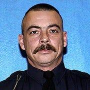 Milwaukee Police Officer Mark Lentz