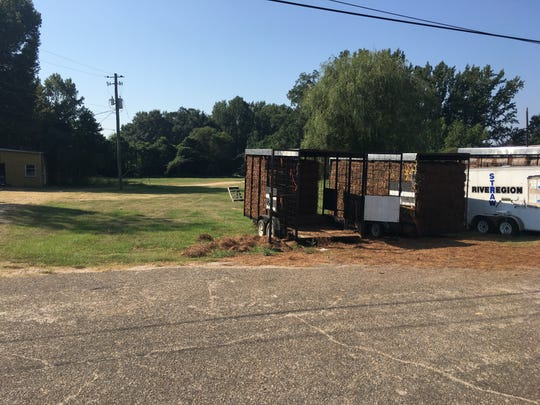 Plans have been approved for Dollar General to build a store on this vacant lot in the 400 block of East Main Street in downtown Prattville.