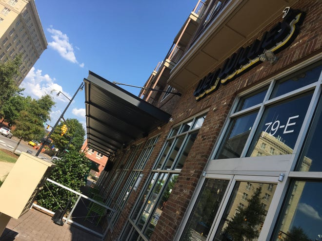 Taste Too plans to open in the former Wet Willie's location on Commerce Street in downtown Montgomery.