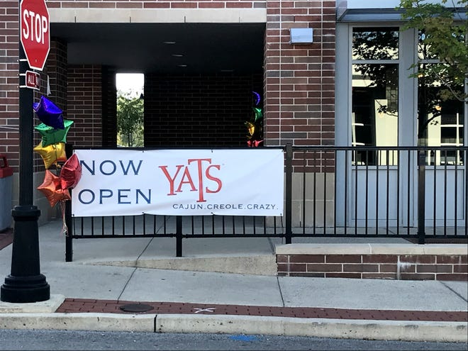 Yats, a Cajun-Creole eatery, opened its doors at its BSU Village location this Tuesday.