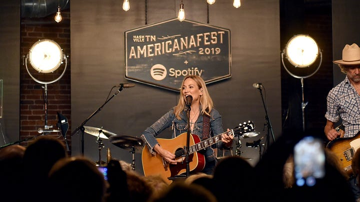 Spotify makes moves in Nashville as 'Country Music' interest piqued