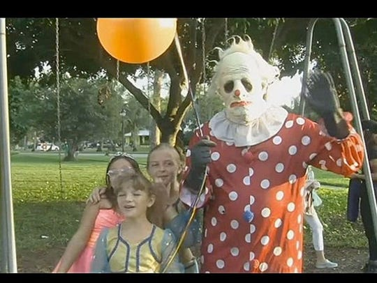 After news reports in February 2016 about Wrinkles the Clown being spotted around Southwest Florida since late 2014 at fairs and Halloween parties, local filmmaker Cary Longchamps said he was planning a documentary in an attempt to reveal the man behind the mask.