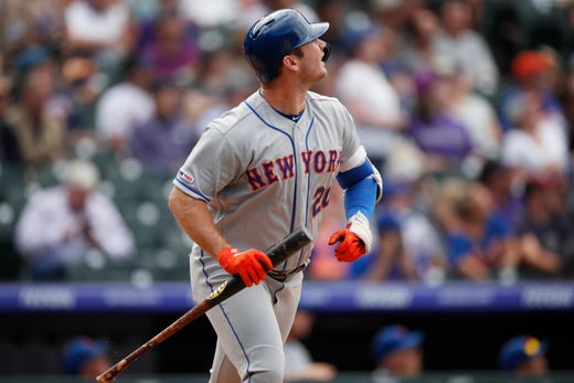 NY Mets rally in the ninth to top Rockies and keep playoff hopes alive